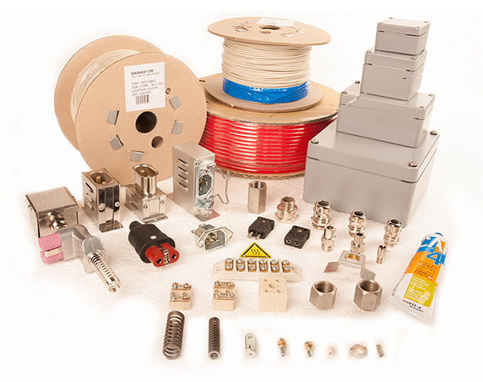 Ancillary Items, Thermocouples, Plugs and Cables